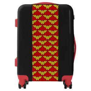 Wonder Woman | Classic Logo Luggage
