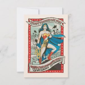 Wonder Woman   Happy Mother's Day, Mom Card