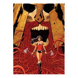 Wonder Woman New 52 Comic Cover #23 Postcard