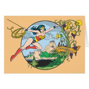 Wonder Woman Paradise Island