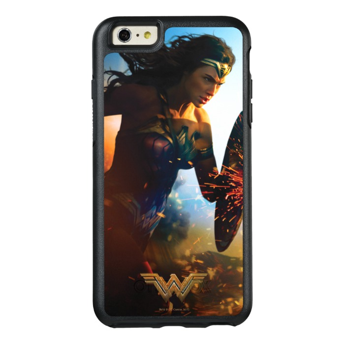 Wonder Woman Fan Art iphone case