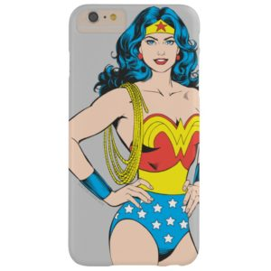 Wonder Woman   Vintage Pose with Lasso Case-Mate iPhone Case
