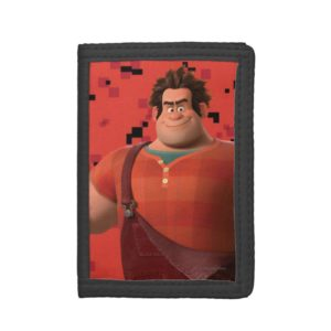 Wreck-It Ralph 3 Tri-fold Wallet