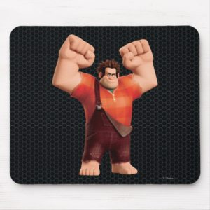 Wreck-It Ralph 4 Mouse Pad