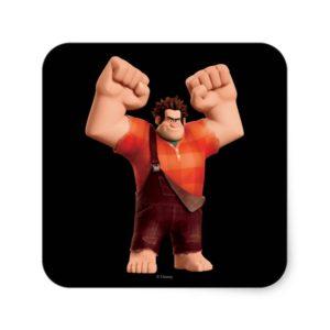 Wreck-It Ralph 4 Square Sticker
