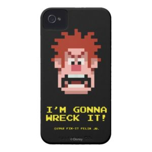 Wreck-It Ralph: I'm Gonna Wreck It! Case-Mate iPhone Case