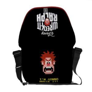 Wreck-It Ralph: I'm Gonna Wreck It! Messenger Bag
