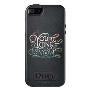 You're One Of Us Now Colorful Graphic OtterBox iPhone Case