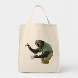 Zootopia   A Working Sloth Tote Bag