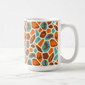 Zootopia | Animal Print Pattern Coffee Mug