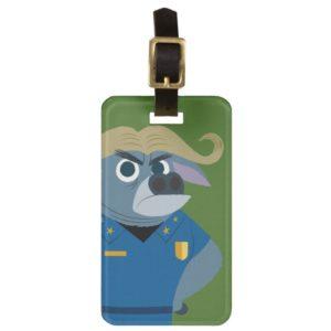 Zootopia | Chief Bogo Bag Tag