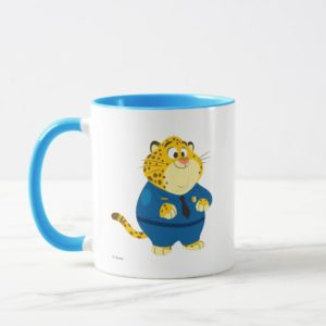 Zootopia | Clawhauser Mug