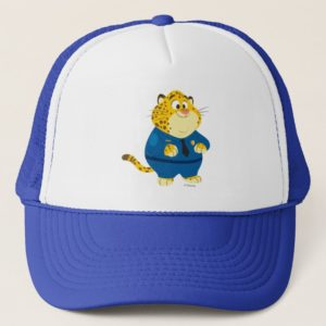 Zootopia   Clawhauser Trucker Hat