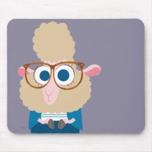 Zootopia | Deputy Mayor Bellwether Mouse Pad