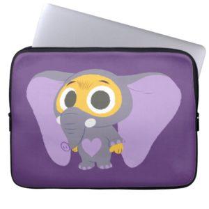 Zootopia   Ele-Finnick Laptop Sleeve