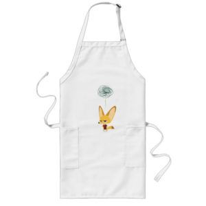 Zootopia | Finnick - This Will Never Work Long Apron
