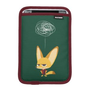 Zootopia   Finnick - This Will Never Work Sleeve For iPad Mini