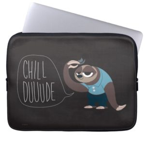 Zootopia | Flash - Chill Duuude Computer Sleeve