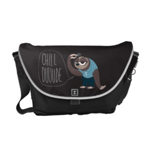 Zootopia | Flash - Chill Duuude Courier Bag