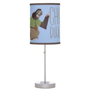 Zootopia   Flash - Chill Duuude Desk Lamp