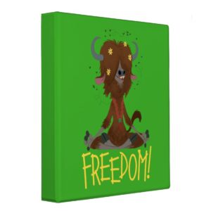 Zootopia | Freedom! 3 Ring Binder