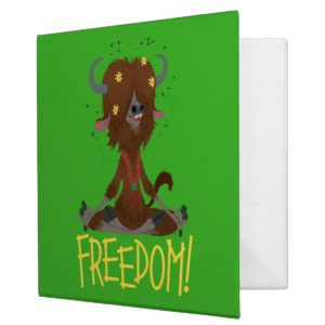 Zootopia | Freedom! Binder
