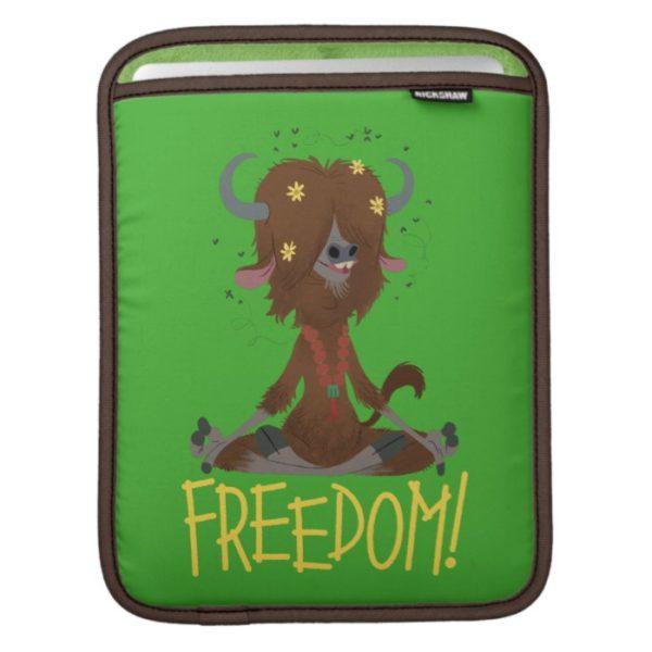 Zootopia   Freedom! iPad Sleeve