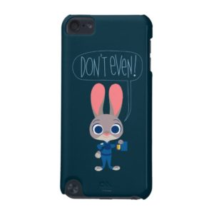 Zootopia   Judy Hopps - Join Today! iPod Touch 5G Cover