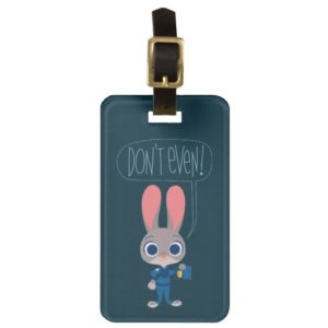 Zootopia | Judy Hopps - Join Today! Luggage Tag