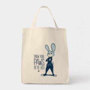 Zootopia   Judy Hopps - Paws in the Air! Tote Bag