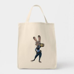 Zootopia | Judy Hopps - Showing Badge Tote Bag