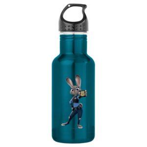 Zootopia | Judy Hopps - Showing Badge Water Bottle