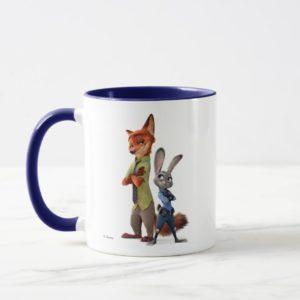 Zootopia | Judy & Nick Best Buddies Mug