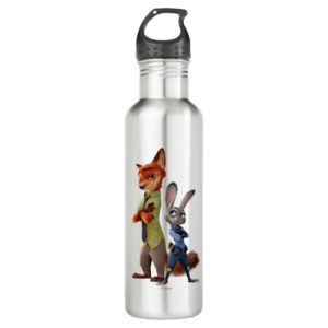 Zootopia | Judy & Nick Best Buddies Stainless Steel Water Bottle