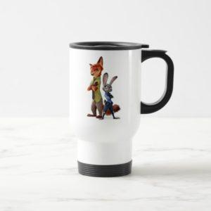 Zootopia | Judy & Nick Best Buddies Travel Mug