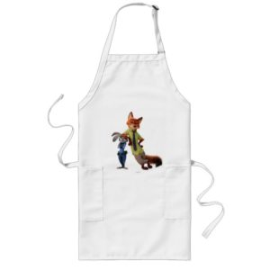 Zootopia   Judy & Nick - Just Chilling! Long Apron