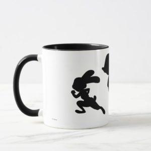 Zootopia | Judy & Nick Running Silhouette Mug
