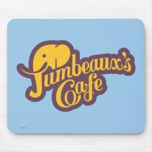 Zootopia   Jumbeaux's Café Mouse Pad
