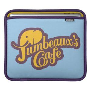 Zootopia | Jumbeaux's Café Sleeve For iPads