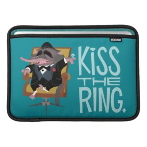 Zootopia | Kiss the Ring MacBook Air Sleeve