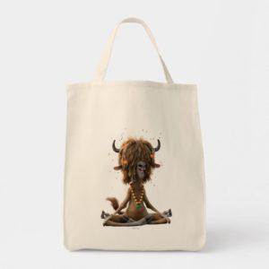 Zootopia   Meditate with Yax Tote Bag