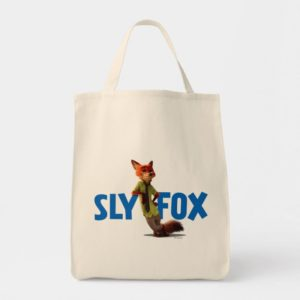 Zootopia | Nick Wilde - One Sly Fox Tote Bag