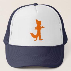 Zootopia | Nick Wilde Silhouette Trucker Hat
