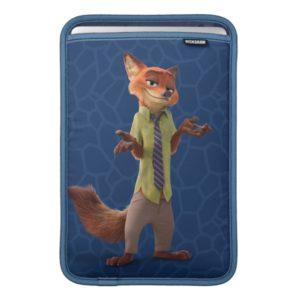 Zootopia   Nick Wilde Sleeve For MacBook Air