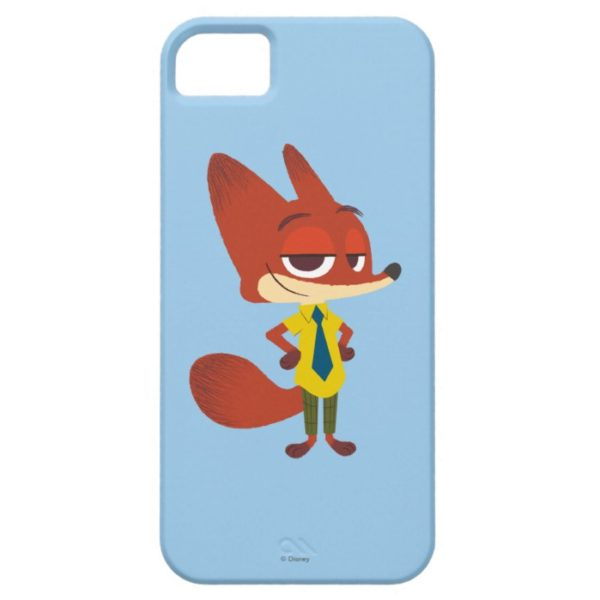 Zootopia   Nick Wilde - The Sly Fox Case-Mate iPhone Case