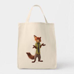 Zootopia | Nick Wilde Tote Bag