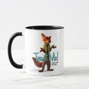 Zootopia | Nick Wilde - Trust Me! Mug