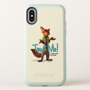 Zootopia | Nick Wilde - Trust Me! OtterBox iPhone Case