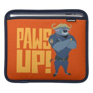 Zootopia   Paws Up! iPad Sleeve