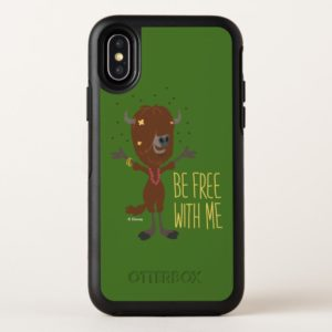 Zootopia | Yax - Be Free with Me OtterBox iPhone Case